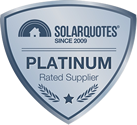 Solar Quotes Gold Rated