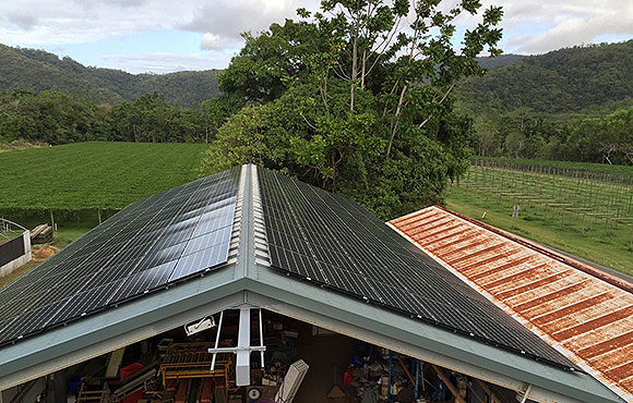 Cairns Farm Solar Power Provider