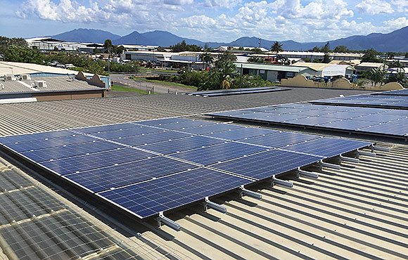 Cairns Commercial Solar Systems