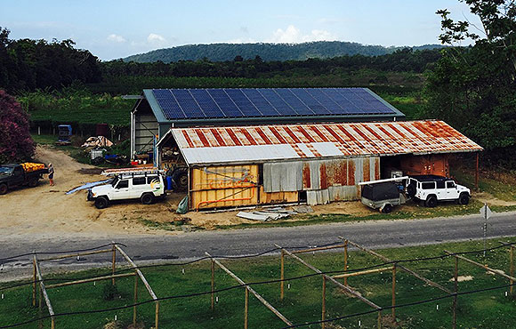 Cairns Rural Solar Power Supplier