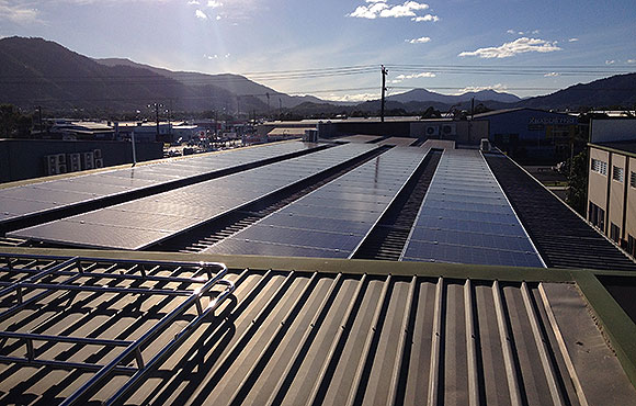 Cairns Commercial Solar Power Providers