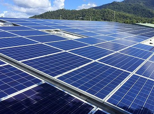 Cairns not for profit solar