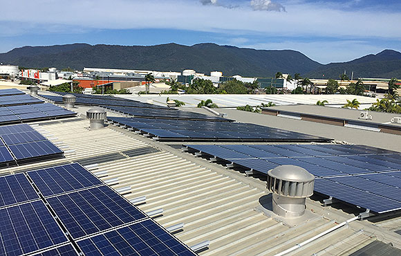 Zenith Pacific Cairns Commercial Solar