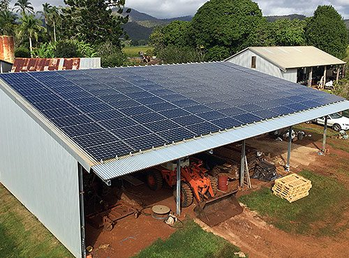 Cairns Rural Solar Supplier