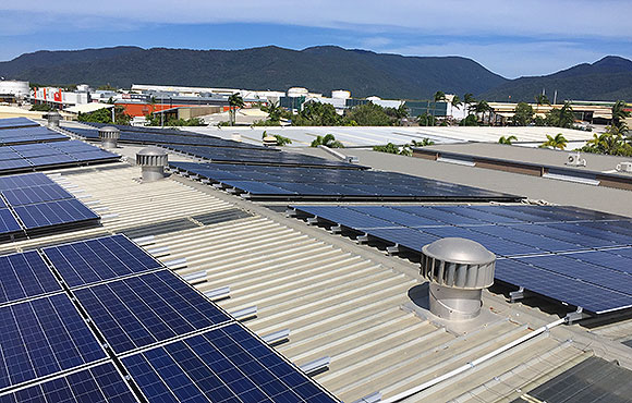 Cairns Commercial Solar