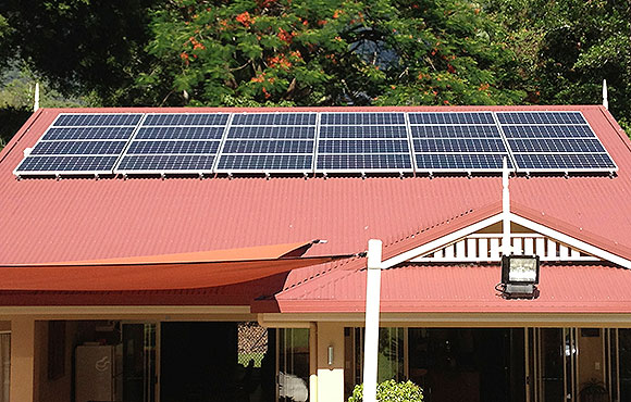 Cairns Residential Solar Installer
