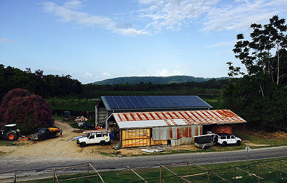 Cairns Farms and Rural Solar